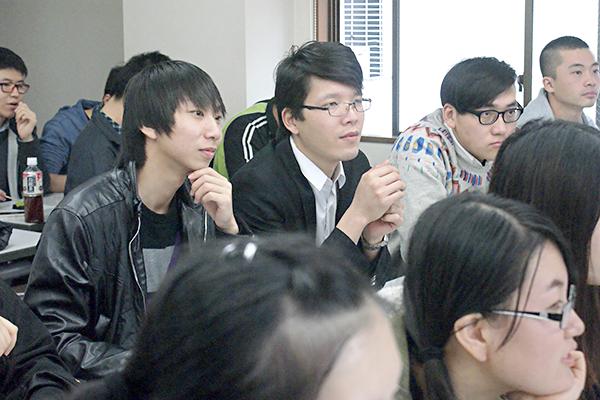 日本語科進学 2年コース