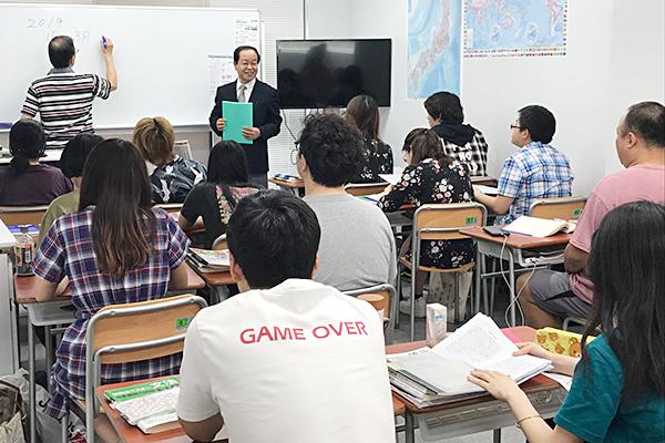 日本語科進学 1年3ヶ月コース