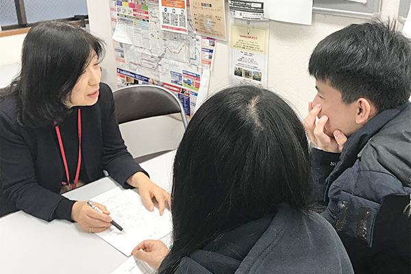 日本語教師の資格を持ったプロ講師